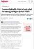 Lønnstilskudd: Gabrielsen glad for at regjeringen lyttet til LO