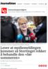 Lover at mediemeldingen kommer så Stortinget rekker å behandle den «før sommeren»