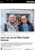 Lærer vant sak mot Midtre Gauldal kommune