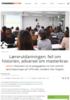 Lærerutdanningen: feil om historien, advarsel om masterkrav