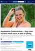 Madeleine Cederström: - Jeg roter så fælt med navn at det er pinlig