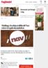 Måling: Svekket tillit til Nav etter trygdeskandalen