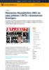 Marianne Rundström (66) sa opp jobben i SVTs Gomorron Sverige