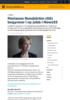 Marianne Rundström (66) begynner i ny jobb i News55