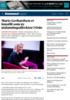 Marte Gerhardsen er innstilt som ny utdanningsdirektør i Oslo