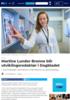 Martine Lunder Brenne blir utviklingsredaktør i Dagbladet
