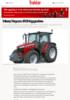Massey Ferguson 4700M oppgraderes