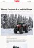 Massey Ferguson 8S er endelig i Norge