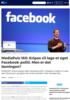 MediaPuls 160: Kripos vil lage et eget Facebook-politi. Men er det løsningen?