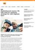 Medietilsynet mener: På tide med en nasjonal strategi for våre digitale barn