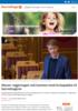 Mener regjeringen må komme med krisepakke til barnehagene