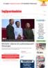 Michelin-stjerne til sushirestaurant i Stavanger