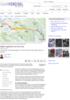 Mjøsa-regionens vei mot vest - Samferdsel