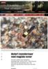 Mutert monstermaur med magiske evner