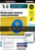 Mystisk pulver funnet på svensk postterminal