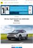 Nå har Opel lansert sin elektriske Mokka