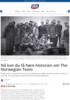 Nå kan du få høre historien om The Norwegian Team