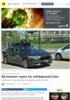 Nå kommer regler for selvkjørende biler