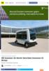 Nå kommer de første førerløse bussene til Norge