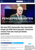 Nå skal PFU behandle Jan Hanvolds klage på NRK Brennpunkt. Pastoren mener han ble med på falske premisser