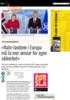 «Nato-landene i Europa må ta mer ansvar for egen sikkerhet»