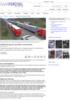 Nødparkering for lastebiler ved Kanalen - Samferdsel