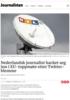 Nederlandsk journalist hacket seg inn i EU-toppmøte etter Twitter-blemme