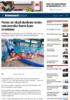 Neste år skal skolene teste om norske barn kan svømme