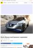 Neste Nissan Leaf lanseres i september