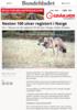 Nesten 100 ulver registert i Norge