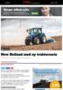 New Holland med ny traktorserie