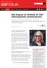 Nita Kapoor ny direktør for Den internasjonale sommerskolen