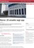 Norce: 20 ansatte sagt opp