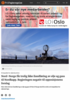Nord-Norge får trolig ikke ilandføring av olje og gass til Nordkapp. Regjeringen negativ til opposisjonens forslag