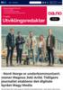 - Nord-Norge er underkommunisert, mener Magnus Joki Arild. Tidligere journalist etablerer det digitale byrået Magy Media