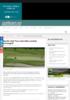 Nordic Golf Tour skal løfte nordisk kvinnegolf