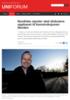 Nordiske røyster skal diskutera opphavet til konstruksjonen Norden