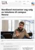 Nordland motsetter seg salg av lokalene til campus Nesna