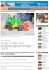 Norge bruker mest ressurser på barnehage i OECD
