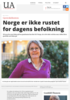 Norge er ikke rustet for dagens befolkning