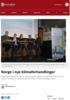 Norge i nye klimaforhandlinger