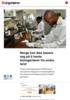 Norge kan ikke basere seg på å hente bioingeniører fra andre land