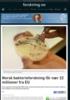 Norsk bakterieforskning får nær 22 millioner fra EU