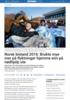 Norsk bistand 2016: Brukte mye mer på flyktninger hjemme enn på nødhjelp ute