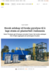 Norsk selskap vil bruke pyrolyse til å lage strøm av plastavfall i Indonesia