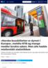 Norske bussbilletter er dyrest i Europa, meldte NTB og mange medier brukte saken. Men alle hadde misforstått statistikken
