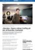 «Norske» Operavokser kraftig på det afrikanske markedet