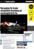 Norwegian får bruke utenlandsk besetning på norskregistrerte fly