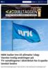 NRK kaller inn til allmøte i dag: Varsler trolig endringer på TV-sendingene i distriktet for å speile landet bedre