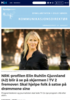 NRK-profilen Elin Ruhlin Gjuvsland (42) blir å se på skjermen i TV 2 fremover: Skal hjelpe folk å satse på drømmene sine